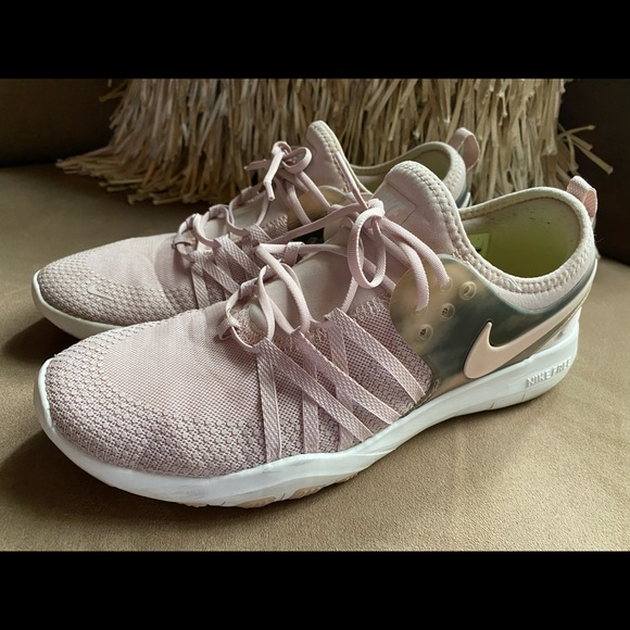 Nike Shoes | Free Blush Pink Trainers
